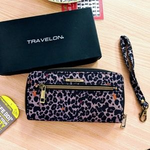 Traveling Phone Clutch Wallet